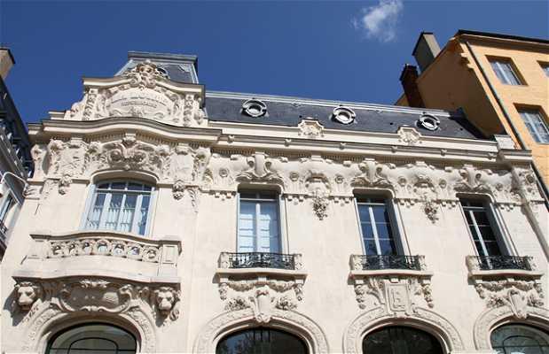 Edificio La Loire Républicaine