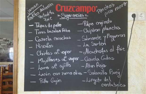 Restaurante El Parque