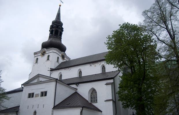 St Mary's Cathedral (Toomkirik)