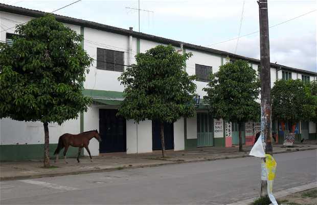 Calles de Puerto López