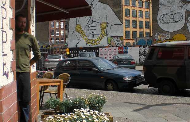 Schlesische Straße