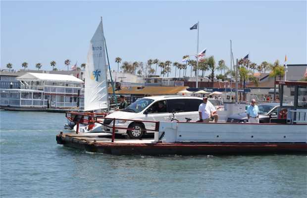 El ferry de Balboa Island