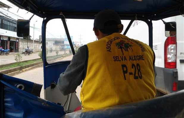taxi motos