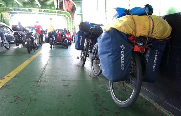 Ferry de Georgetown a Butterworth Malaisie