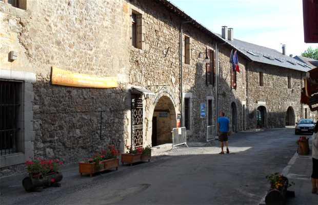 Las casernas de Saint Pierre