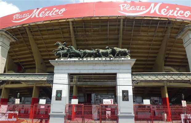 Estatuas de la Monumental Plaza de Toros México