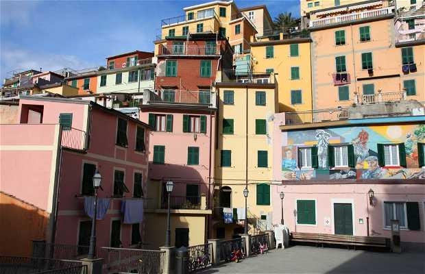 Place of Riomaggiore,