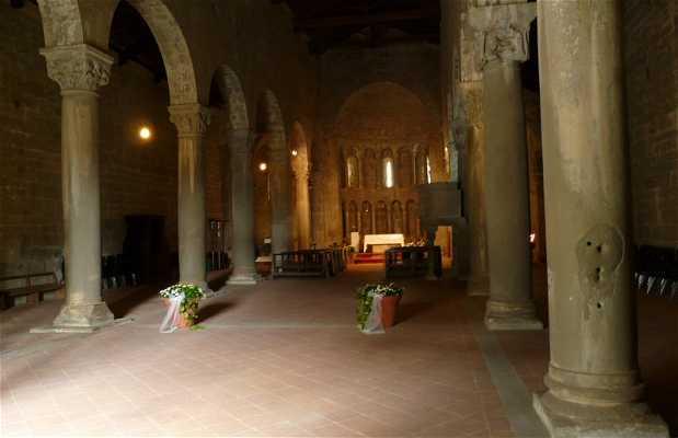Iglesia de San Pietro a Gropina