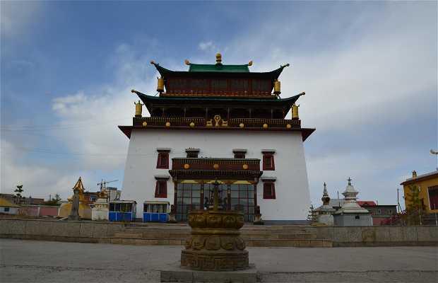 Gandantegchinlin Monastery