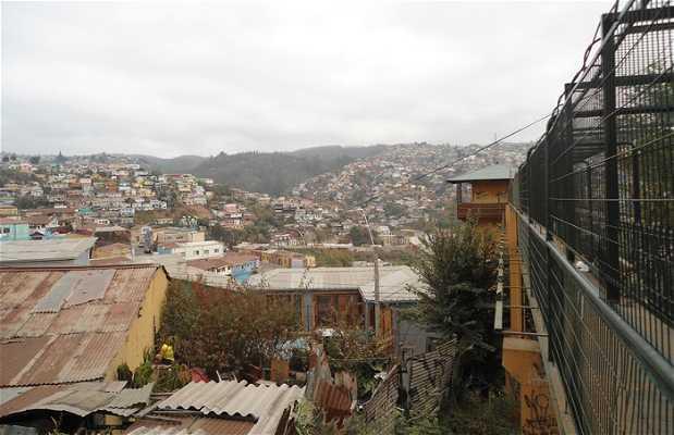 Vista desde el cerro Polanco