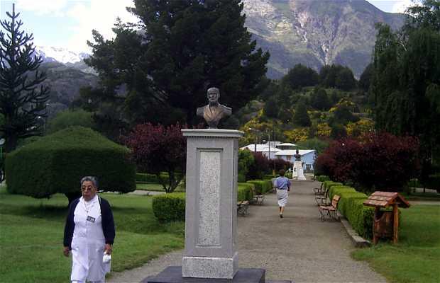 Plaza de Armas de Futaleufú