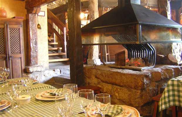 Le restaurant La Taberna del Alamillo