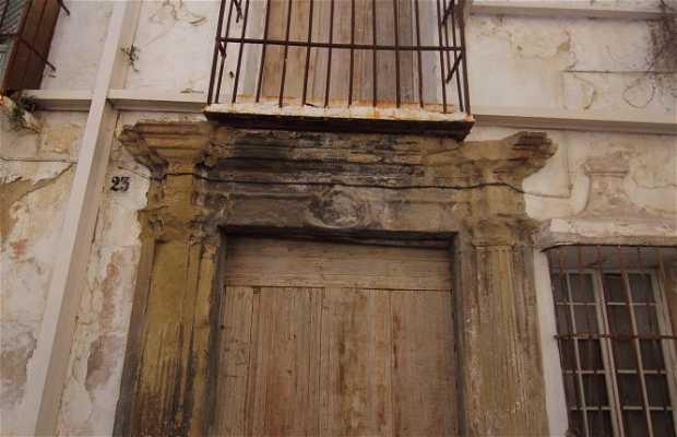 Casas señoriales de Grazalema