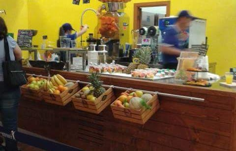 Chiquita Fruit Bar
