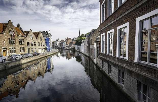 Canais de Bruges