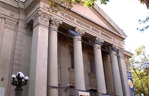 "Le Théâtre ""Mihai Eminescu"""