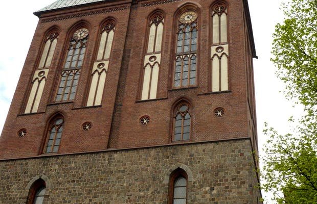 Nikolaikirche a Berlino