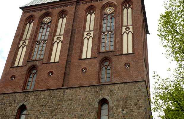 St. Nicholas' Church (Nikolaikirche)