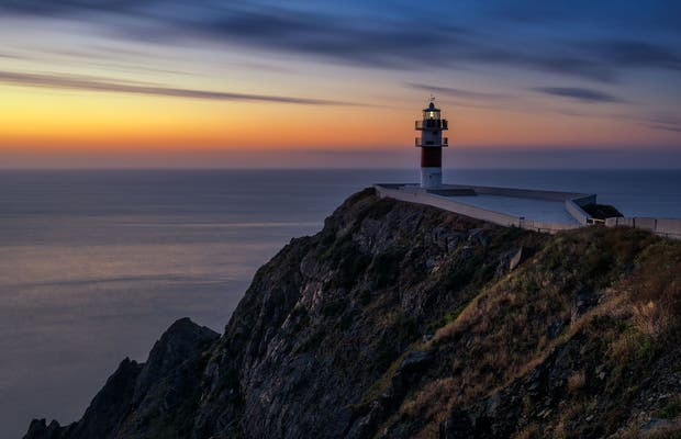 Lighthouse Ortegal
