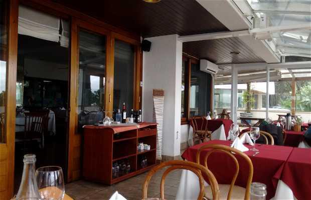 Restaurante Hotel Del Lago Golf & Art Resort
