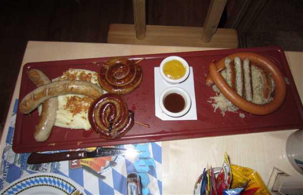Restaurante Oktoberfest CC Principe Pio