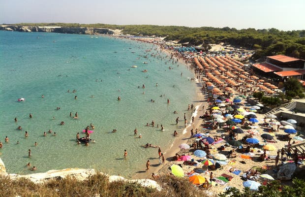 Plage Torre dell'Orso