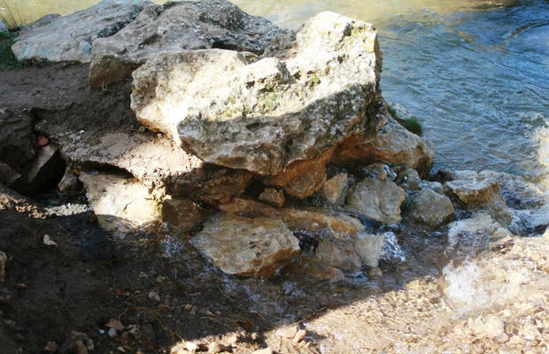 Naissance du fleuve Tajo