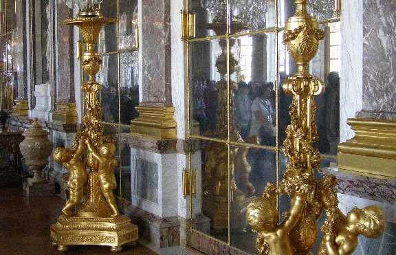Il palazzo di Versalles