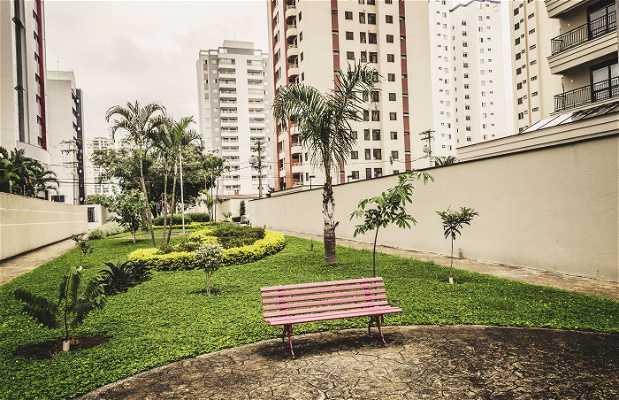 Área Verde Francisco Laucídio Gomes