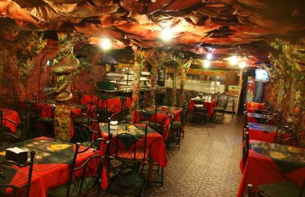 restaurante Mastodonte