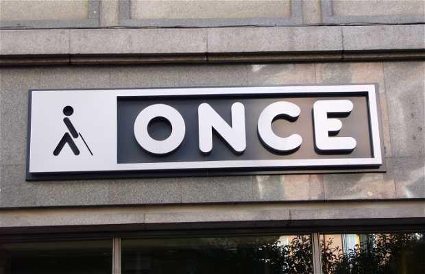 Direccion general de la ONCE, Madrid