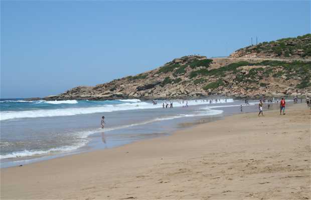 Playa de Achakar