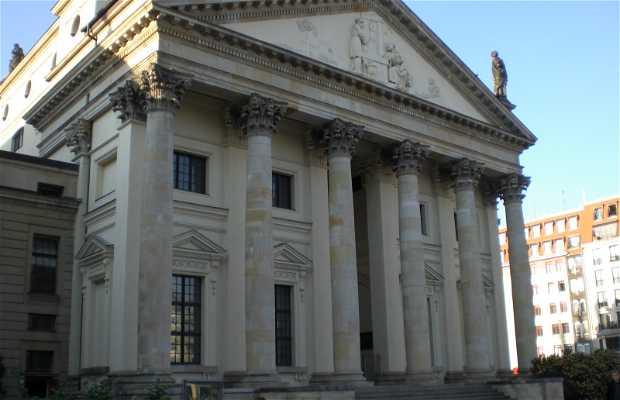 Iglesia francesa