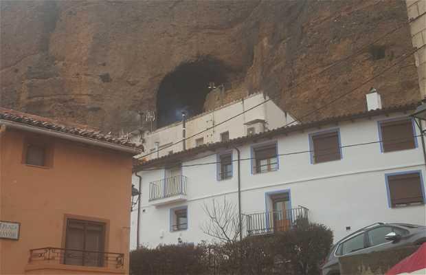 la cueva del caco bulbuente