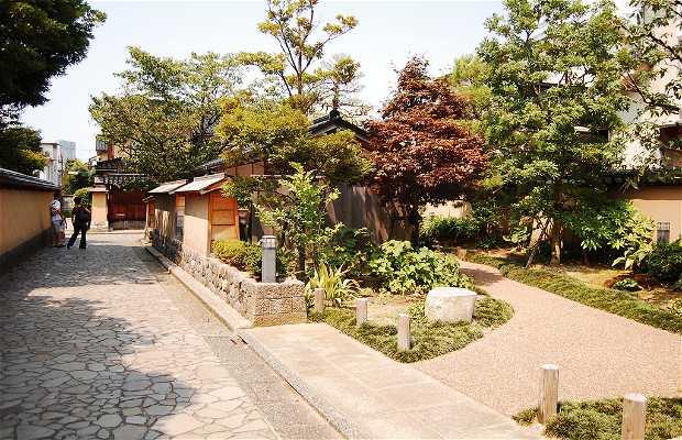 Barrio de Nagamachi