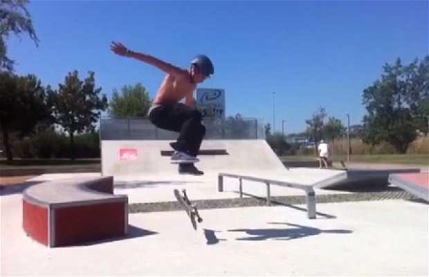 Skatepark Molins de rei