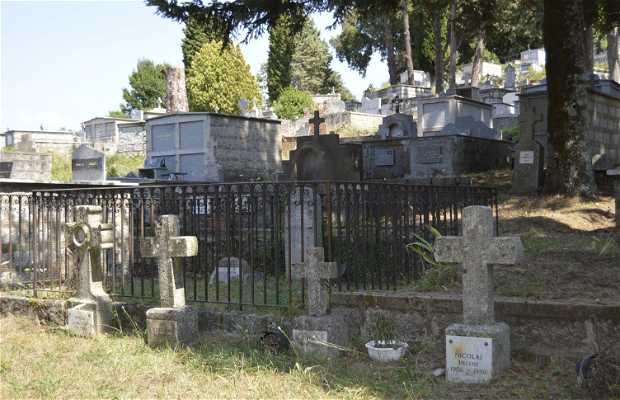 Cementerio de Levie