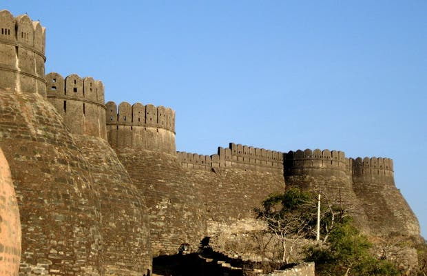 Fortaleza Kumbhalgarh