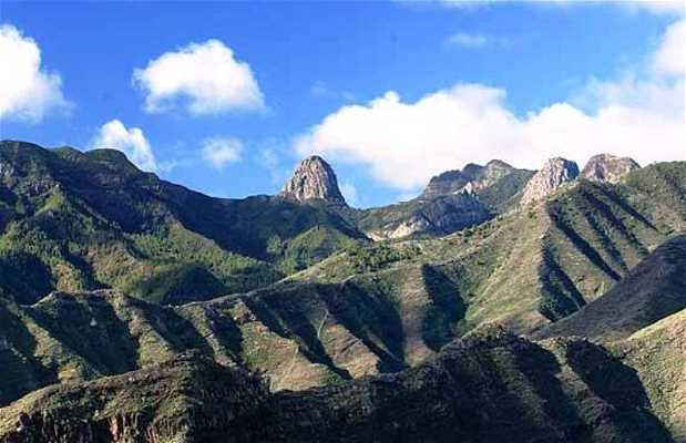 La zona de las Roques