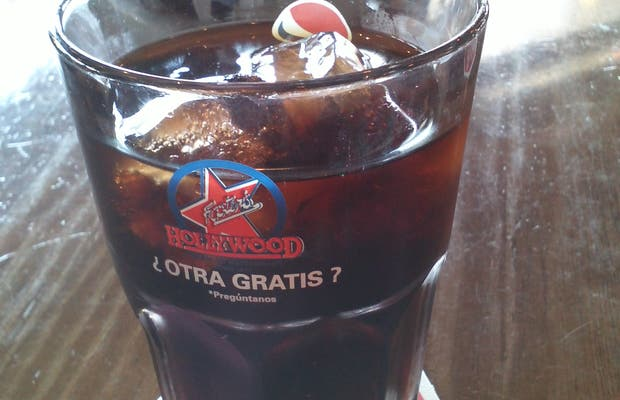 Restaurante Fosters Hollywood