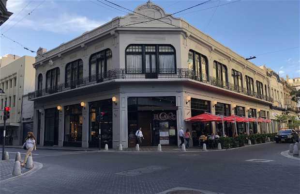 Zona Histórica de Rosario