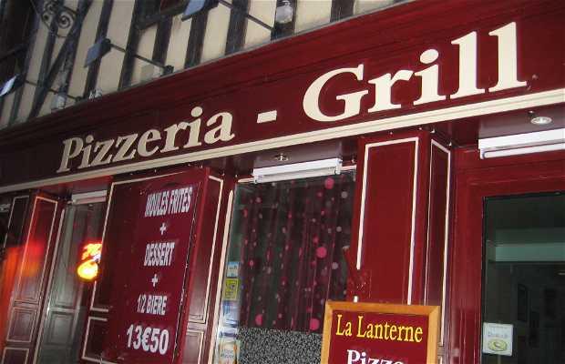 Pizza grill La Lanterne