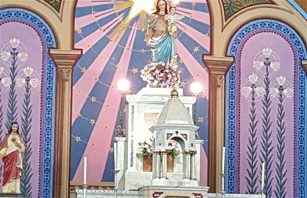 Capela Nossa Senhora Auxiliadora