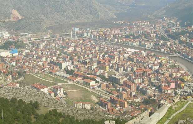 Castillo de Amasya