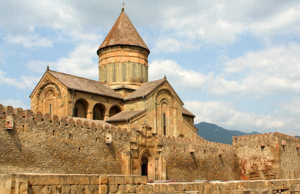 Catedral de Svétitskhovéli