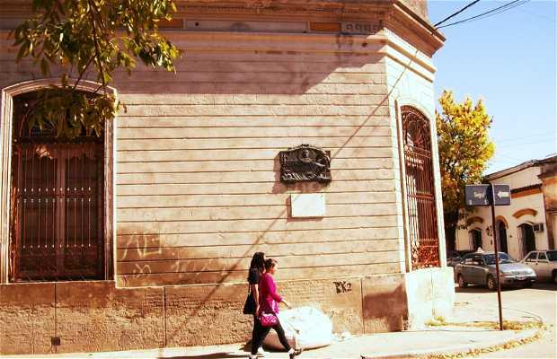 Casa del Dr. Juan Francisco Seguí