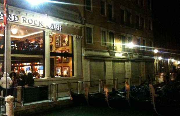Hard Rock Café Venecia