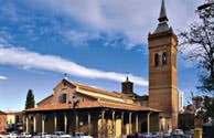Iglesia Concatedral De Santa María La Mayor