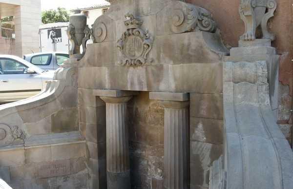 Fuente del León