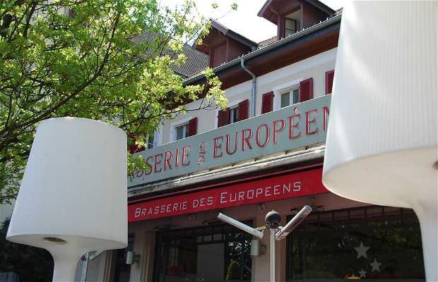 Brasserie des Europeens